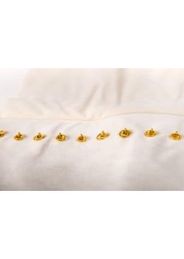 Manta enrrollable  para cadenas con anillas de joyeria bisuteria y joyas MJ4