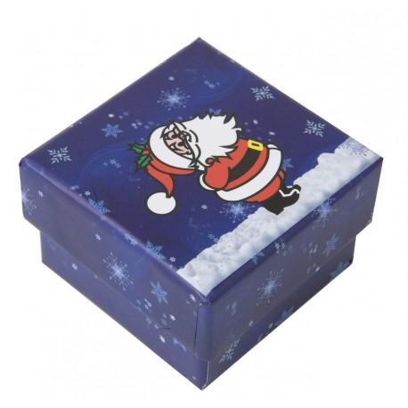 Caja de carton para anillo pendientes sortija de joyeria bisuteria y joyas SP42