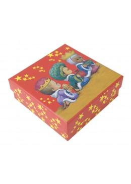 Caja de carton para colgante y juego de joyeria bisuteria y joyas SP81