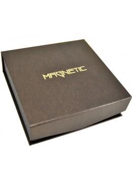 Estuche de carton con cierre imantado para Collar Gargantilla de joyeria bisuteria y joyas MG5