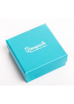 Caja de carton para colgante de joyeria bisuteria y joyas SH81