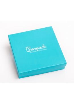 Caja de carton para collar de joyeria bisuteria y joyas SH18