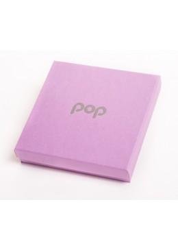Caja de carton para collar gargantilla de joyeria bisuteria y joyas PO18