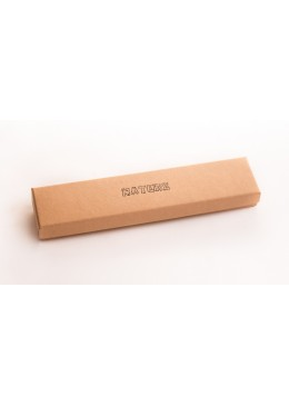 Caja de carton para pulsera extendida de joyeria bisuteria y joyas NT51