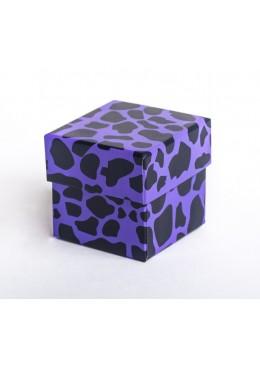 Caja de carton para anillo sortija de joyeria bisuteria y joyas AP42
