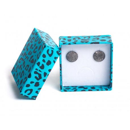 Caja de carton para pendientes de joyeria bisuteria y joyas AP61