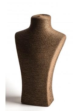 Peto busto para joyeria y bisuteria DC5