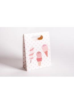Bolsa de carton infantil para joyeria bisuteria y joyas de bebe