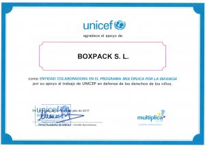 Diploma UNICEF