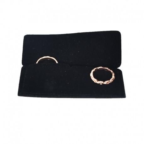 Bolsa de antelina imitacion terciopelo para joyeria bisuteria y joyas Z6