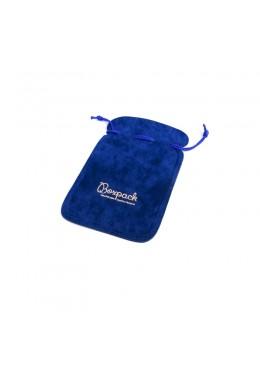 Bolsa de antelina imitacion terciopelo para joyeria bisuteria y joyas F2