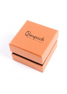 Caja de carton para anillo o pendientes de joyeria bisuteria y joyas TLP-42