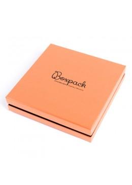 Caja de carton para collar gargantilla de joyeria bisuteria y joyas TLP-18