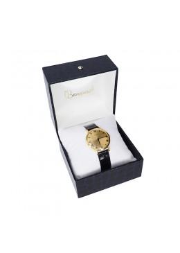 Estuche para reloj o pulsera color azul joyeria abierto E-17-R