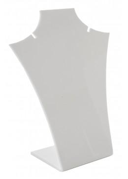 Expositor de plastico para colgante de joyeria bisuteria y joyas D8