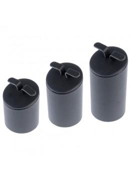Expositores de polipiel para pendientes de joyeria bisuteria y joyas DP-12