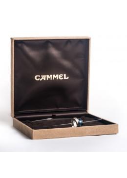 Estuche forrado material textil alta calidad para collar gargantilla de joyeria y joyas de alta gama CA112