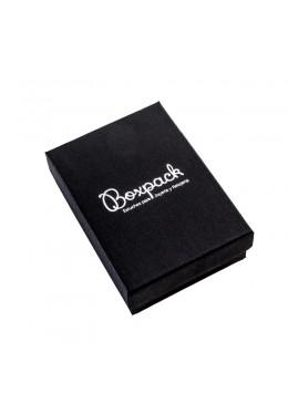 Caja de carton forrada de papel para colgante de joyeria y bisuteria EP91