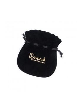 Bolsa de antelina imitacion terciopelo para joyeria bisuteria y joyas 102
