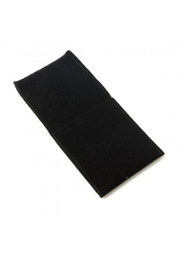 Bolsa de antelina imitacion terciopelo para joyeria bisuteria y joyas Z4