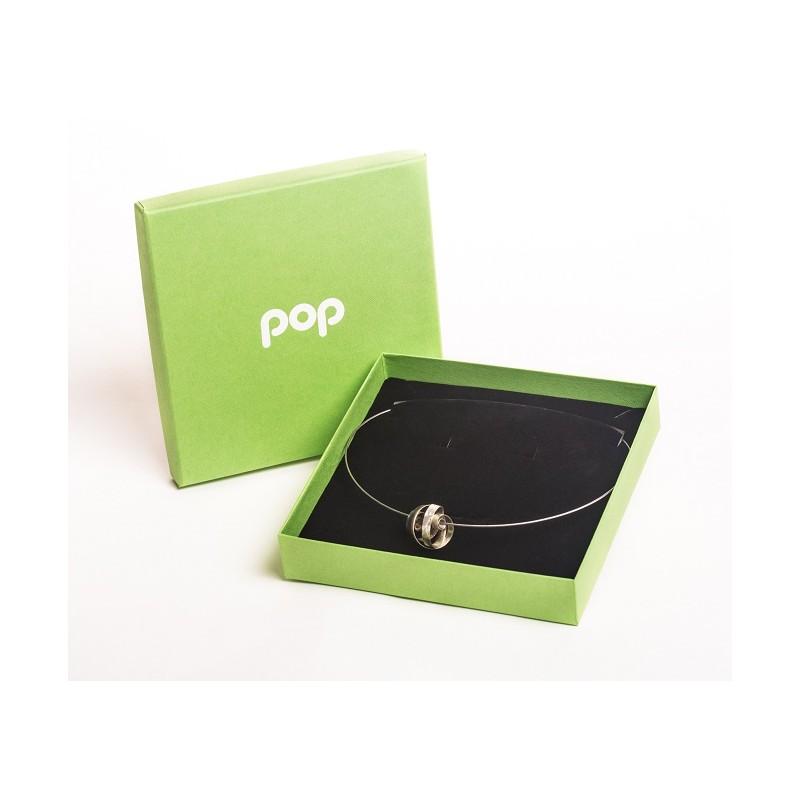 2d5f42e51dfb3 Caja de carton para collar gargantilla de joyeria bisuteria y joyas PO18 ...