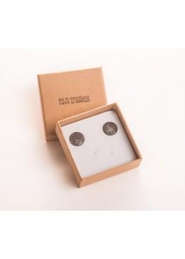 Caja de carton pendientes de joyeria y bisuteria NT61