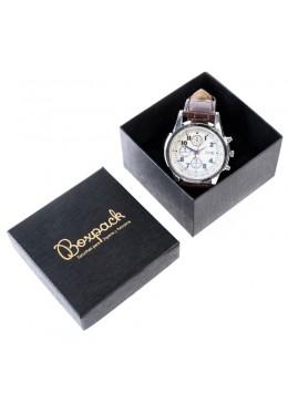 Caja de carton forrada alta calidad para Reloj Brazalete de joyeria Relojeria y bisuteria P-89