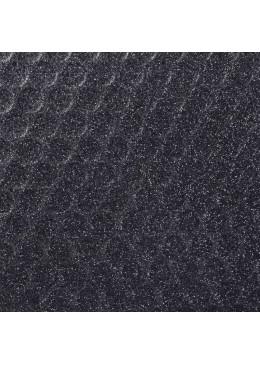 Sobre de burbuja con purpurina y con cierre de velcro para joyeria bisuteria relojeria y joyas