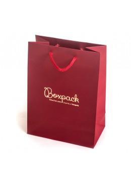 Bolsa de carton para joyeria bisuteria y relojeria BP-L