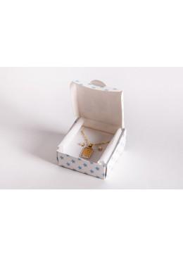 Caja de carton infantil para joyeria bisuteria y joyas I2