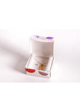 Caja infantil para joyeria bisuteria y joyas I4