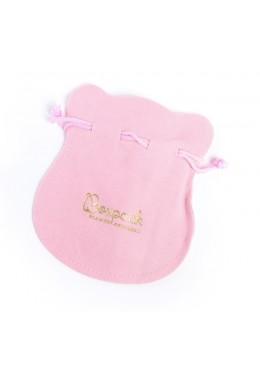 Bolsa de terciopelo para joyeria y joyas de bebe e infantil