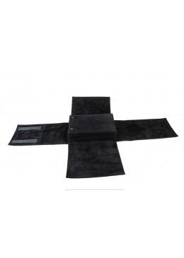 Manta de Cruz con 10 fichas para collares de joyeria MJ6