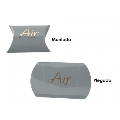 Caja de carton automontable para joyas bisuteria y joyeria AR5