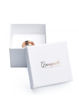 Caja de cartón para anillo sortija de joyería y bisutería IP-43