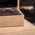 Estuches forrados alta calidad para gama alta de joyeria y joyas